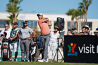 Max Kieffer (GER) round 2 of the Portugal Masters, Dom Pedro Victoria Golf Course, Vilamoura, Vilamoura, Portugal. 25/10/2019<br /> Picture Andy Crook / Golffile.ie<br /> <br /> All photo usage must carry mandatory copyright credit (© Golffile | Andy Crook)