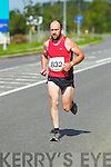 Gerard Ladden pictured at the Rose of Tralee International 10k Race in Tralee on Sunday.