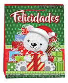 Dreams, CHRISTMAS ANIMALS, WEIHNACHTEN TIERE, NAVIDAD ANIMALES, paintings+++++,MEDAGBX53/4,#XA#