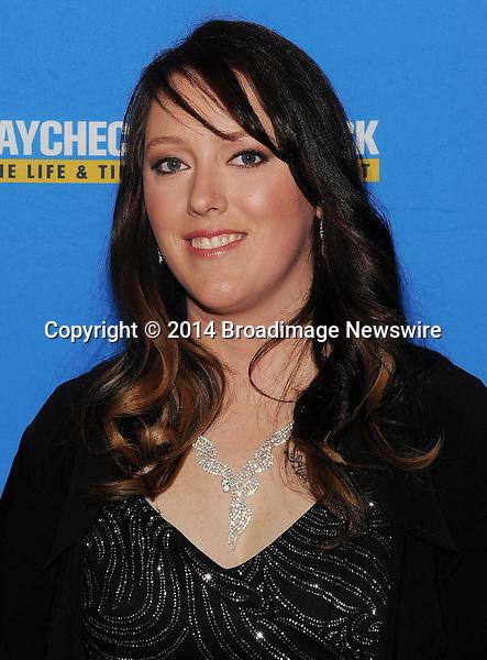 Pictured: Katrina Gilbert<br /> Mandatory Credit &copy; Jack Shea/Starshots/Broadimage<br /> Paycheck To Paycheck: The Life And Times Of Katrina Gilbert - New York Premiere<br /> <br /> 3/13/14, New York City, New York, United States of America<br /> <br /> Broadimage Newswire<br /> Los Angeles 1+  (310) 301-1027<br /> New York      1+  (646) 827-9134<br /> sales@broadimage.com<br /> http://www.broadimage.com