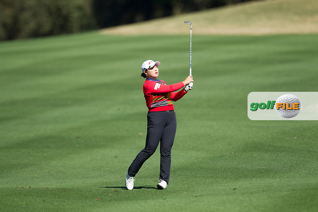 Ha Na Jang   during the Second day of the Second round of the LPGA Coates Golf Championship 2016 , from the Golden Ocala Golf and Equestrian Club, Ocala, Florida. 5/2/16<br /> Picture: Mark Davison   Golffile<br /> <br /> <br /> All photos usage must carry mandatory copyright credit (&copy; Golffile   Mark Davison)