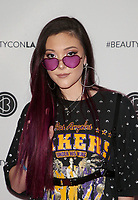 LOS ANGELES, CA - AUGUST 10: Taylor Felt, at Beautycon Festival Los Angeles 2019 - Day 1 at Los Angeles Convention Center in Los Angeles, California on August 10, 2019.  <br /> CAP/MPI/SAD<br /> ©SAD/MPI/Capital Pictures