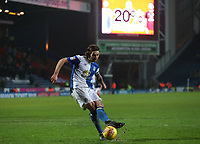 Blackburn Rovers' Charlie Mulgrew scores his side's third goal from the penalty spot<br /> <br /> Photographer Rachel Holborn/CameraSport<br /> <br /> The EFL Sky Bet League One - Blackburn Rovers v Shrewsbury Town - Saturday 13th January 2018 - Ewood Park - Blackburn<br /> <br /> World Copyright &copy; 2018 CameraSport. All rights reserved. 43 Linden Ave. Countesthorpe. Leicester. England. LE8 5PG - Tel: +44 (0) 116 277 4147 - admin@camerasport.com - www.camerasport.com