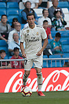 Real Madrid's Lucas Vazquez during La Liga match between Real Madrid and Villarreal CF at Santiago Bernabeu Stadium in Madrid, Spain. May 05, 2019. (ALTERPHOTOS/A. Perez Meca)
