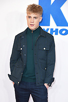 "Tom Taylor<br /> arriving for the premiere of ""The Kiid who would be King"" at the Odeon Luxe cinema, Leicester Square, London<br /> <br /> ©Ash Knotek  D3476  03/02/2019"
