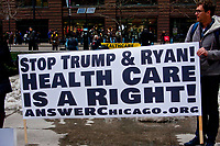 Save Our Health Care Chicago March 23rd, 2017