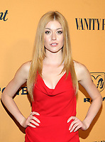 LOS ANGELES, CA - JUNE 11: Katherine McNamara, at the premiere of Yellowstone at Paramount Studios in Los Angeles, California on June 11, 2018. <br /> CAP/MPI/FS<br /> &copy;FS/MPI/Capital Pictures