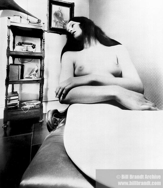 Nude, Campden Hill.1955