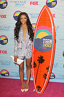 UNIVERSAL CITY, CA - JULY 22: Kat Graham in the press room at the 2012 Teen Choice Awards at Gibson Amphitheatre on July 22, 2012 in Universal City, California. &copy; mpi28/MediaPunch Inc. /NortePhoto.com*<br />
