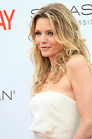 Michelle Pfeiffer at the premiere of 'Hairspray' at the Mann Village Theater in Westwood, Los Angeles, California on July 10, 2007. Photopro.