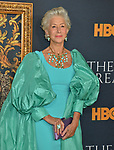 "Helen Mirren 035 attends the Los Angeles Premiere Of The New HBO Limited Series ""Catherine The Great"" at The Billy Wilder Theater at the Hammer Museum on October 17, 2019 in Los Angeles, California."