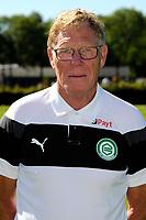 GRONINGEN - Presentatie FC Groningen o23, seizoen 2018-2019,   30-06-2018,  Erzo Kluiters  verzorger