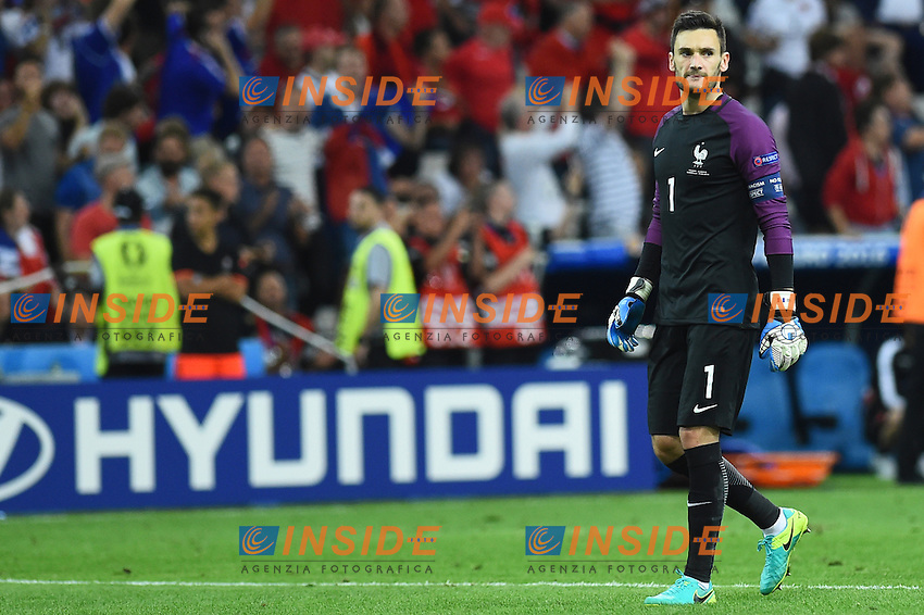 Hugo Loris France<br /> Marseille 15-06-2016 Stade du Velodrome <br /> Football Euro2016 France-Albanie/Francia-Albania Group Stage Group A<br /> Foto Massimo Insabato / Insidefoto