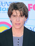 Michael Grant at FOX's 2012 Teen Choice Awards held at The Gibson Ampitheatre in Universal City, California on July 22,2012                                                                               © 2012 Hollywood Press Agency