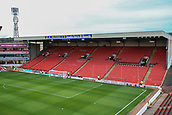 12th September 2017, Oakwell, Barnsley, England; Carabao Cup, second round, Barnsley versus Derby County; Oakwell South stand