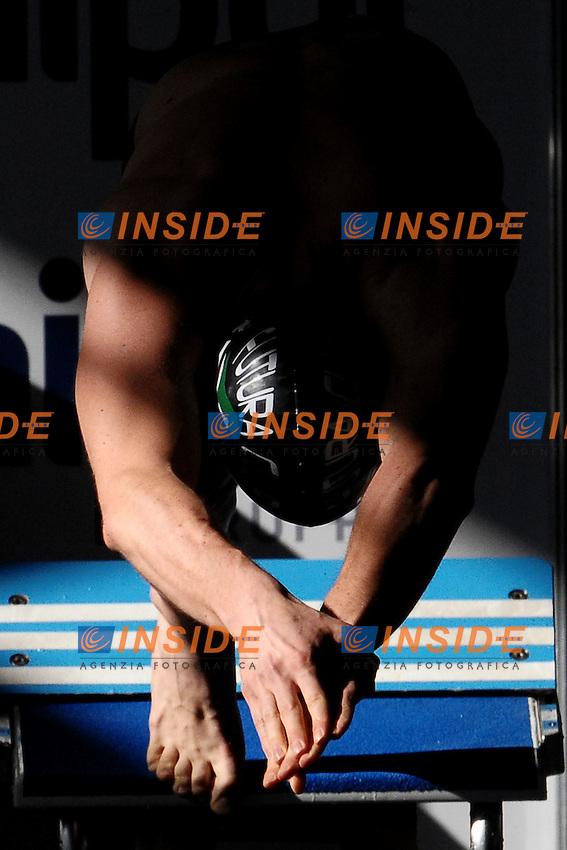 Edoardo Nieri Futura Club Prato 200m Farfalla Uomini.Riccione 10/03/2012 .Nuoto Campionati Italiani primaverili.Foto Insidefoto Andrea Staccioli