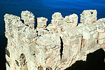 Roman Wall Detail