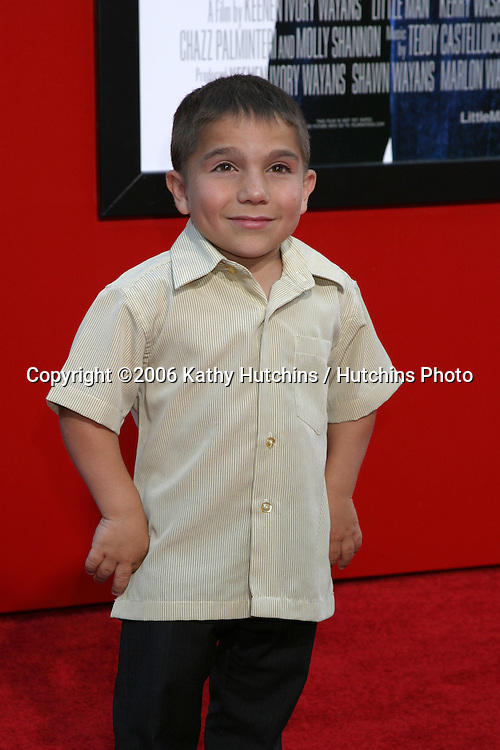 "Linden Porco.""Little Man"" Premiere.Mann's National Theater.Westwood, CA.July 6, 2006.©2006 Kathy Hutchins / Hutchins Photo...."
