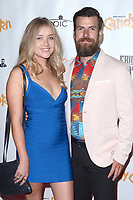 """LOS ANGELES - SEP 17:  Kat Shipley, Stephen Andrews at the """"Candy Corn"""" Hollywood Premiere at the TCL Chinese 6 Theater on September 17, 2019 in Los Angeles, CA"""