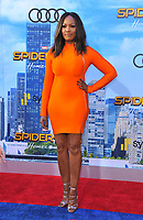 www.acepixs.com<br /> <br /> June 28 2017, LA<br /> <br /> Garcelle Beauvais arriving at the premiere of Columbia Pictures' 'Spider-Man: Homecoming' at the TCL Chinese Theatre on June 28, 2017 in Hollywood, California.<br /> <br /> By Line: Peter West/ACE Pictures<br /> <br /> <br /> ACE Pictures Inc<br /> Tel: 6467670430<br /> Email: info@acepixs.com<br /> www.acepixs.com