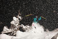 TWIN Magazine Tour 2011 in den Dolomiten in Arabba und Bosnien/Herzegowina am 22.2.2011..Copyright © Zvonimir Pisonic