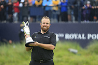 Shane Lowry (IRL) wins the Championship by 6 shots at the end of Sunday's Final Round of the 148th Open Championship, Royal Portrush Golf Club, Portrush, County Antrim, Northern Ireland. 21/07/2019.<br /> Picture Eoin Clarke / Golffile.ie<br /> <br /> All photo usage must carry mandatory copyright credit (© Golffile | Eoin Clarke)