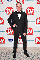LONDON, UK. September 10, 2018: Anthony Cotton at the TV Choice Awards 2018 at the Dorchester Hotel, London.<br /> Picture: Steve Vas/Featureflash
