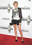Julie Bowen at The .Book of Mormon Opening Night held at The Pantages Theatre in Hollywood, California on September 12,2012                                                                               © 2012 Hollywood Press Agency