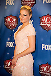 LeAnn Rimes in the press room at the American Country Awards 2013 at the Mandalay Bay Resort & Casino in Las Vegas, Nevada