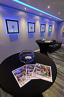 Saturday, 01 September 2012<br /> Pictured: The new Centenary Lounge<br /> Re: Barclays Premier League, Swansea City FC v Sunderland at the Liberty Stadium, south Wales.