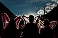 SÃO LUIZ DO PARAITINGA, SP, 27 DE MAIO DE 2012 - FESTA DO DIVINO - Procissão de Encerramento da Festa do Divino, realizado na tarde deste domingo (27), durante Festa do Divino de São Luiz do Paraitinga. FOTO: LEVI BIANCO - BRAZIL PHOTO PRESS