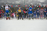Tour of Anchorage ski race Sunday, March 3, 2019 in Anchorage, Ak