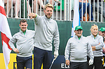 Ireland's Brian McFadden<br /> <br /> Celebrity Cup 2019 - Golf - Celtic Manor resort - Saturday 13th July 2019 - Newport<br /> <br /> © www.fotowales.com- PLEASE CREDIT IAN COOK