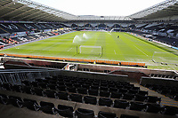 Pictured: Liberty stadium.<br />