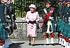 07.08.2017, Ballater; Scotland: QUEEN ELIZABETH<br />