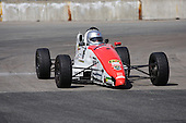 Michel Vezina at the wheel of his Formula Tour 1600 during the GP3R weekend in Trois-Rivieres, Quebec