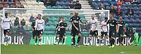 Newcastle United's Jonjo Shelvey celebrates scoring the opening goal with team-mate Matt Ritchie<br /> <br /> Photographer Stephen White/CameraSport<br /> <br /> Football Pre-Season Friendly - Preston North End v Newcastle United - Saturday July 27th 2019 - Deepdale Stadium - Preston<br /> <br /> World Copyright © 2019 CameraSport. All rights reserved. 43 Linden Ave. Countesthorpe. Leicester. England. LE8 5PG - Tel: +44 (0) 116 277 4147 - admin@camerasport.com - www.camerasport.com