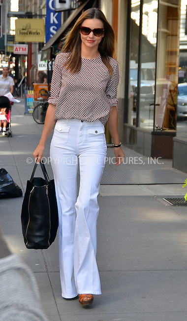 WWW.ACEPIXS.COM . . . . . ....June 27 2012, New York City....Model Miranda Kerr walks in her Chelsea neighborhood on June 27 2012 in New York City....Please byline: CURTIS MEANS - ACE PICTURES.... *** ***..Ace Pictures, Inc:  ..Philip Vaughan (212) 243-8787 or (646) 769 0430..e-mail: info@acepixs.com..web: http://www.acepixs.com