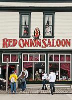 Red Onion Saloon, Skagway, AK, Alaska