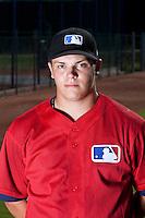 Baseball - MLB European Academy - Tirrenia (Italy) - 20/08/2009 - Phillip Brenner (Austria)