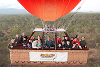 20140714 14 July Hot Air Balloon Cairns
