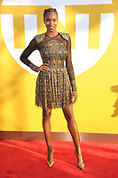 www.acepixs.com<br /> June 26, 2017  New York City<br /> <br /> Damaris Lewis attending the 2017 NBA Awards live on TNT on June 26, 2017 in New York City.<br /> <br /> Credit: Kristin Callahan/ACE Pictures<br /> <br /> <br /> Tel: 646 769 0430<br /> Email: info@acepixs.com