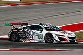 IMSA WeatherTech SportsCar Championship<br /> Advance Auto Parts SportsCar Showdown<br /> Circuit of The Americas, Austin, TX USA<br /> Saturday 6 May 2017<br /> 93, Acura, Acura NSX, GTD, Andy Lally, Katherine Legge<br /> World Copyright: Jake Galstad<br /> LAT Images<br /> ref: Digital Image galstad-COTA-0417-49760