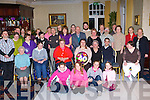 Breda O'Sullivan Killorglin seated centre celebrated her 40th birthday with her family and friends in Randles Couurt Hotel, Killarney on Thursday night    Copyright Kerry's Eye 2008