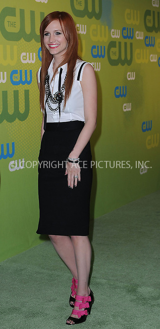 WWW.ACEPIXS.COM . . . . . ....May 21 2009, New York City....Actress Ashlee Simpson arriving at the 2009 The CW Network UpFront at Madison Square Garden on May 21, 2009 in New York City.....Please byline: KRISTIN CALLAHAN - ACEPIXS.COM.. . . . . . ..Ace Pictures, Inc:  ..tel: (212) 243 8787 or (646) 769 0430..e-mail: info@acepixs.com..web: http://www.acepixs.com