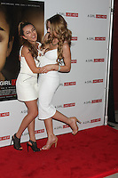 """LOS ANGELES - MAR 27:  Lexi Ainsworth, Hunter King at the """"A Girl Like Her"""" Screening at the ArcLight Hollywood Theaters on March 27, 2015 in Los Angeles, CA"""