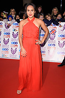 Heather Watson at the Pride of Britain Awards 2017 at the Grosvenor House Hotel, London, UK. <br /> 30 October  2017<br /> Picture: Steve Vas/Featureflash/SilverHub 0208 004 5359 sales@silverhubmedia.com