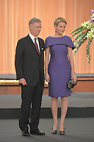 Princess Mathilde Of Belgium, Prince Philippe & Didier Reynders Royal visit in Thailand