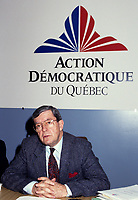 Jean Allaire (M), leader<br />