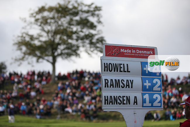 Richie Ramsey (SCO) will make the cut during Round Two of the Made in Denmark 2014 Pro-Am from the Himmerland Golf & Spa Resort, Aalborg, Denmark. Picture:  David Lloyd / www.golffile.ie